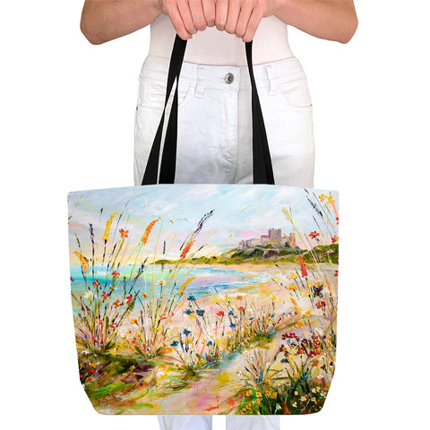 Tote Bag - Castle View