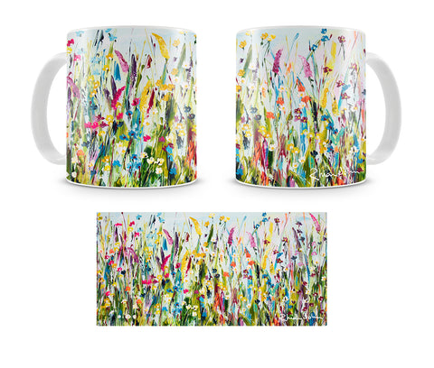 Mug of Green Meadow