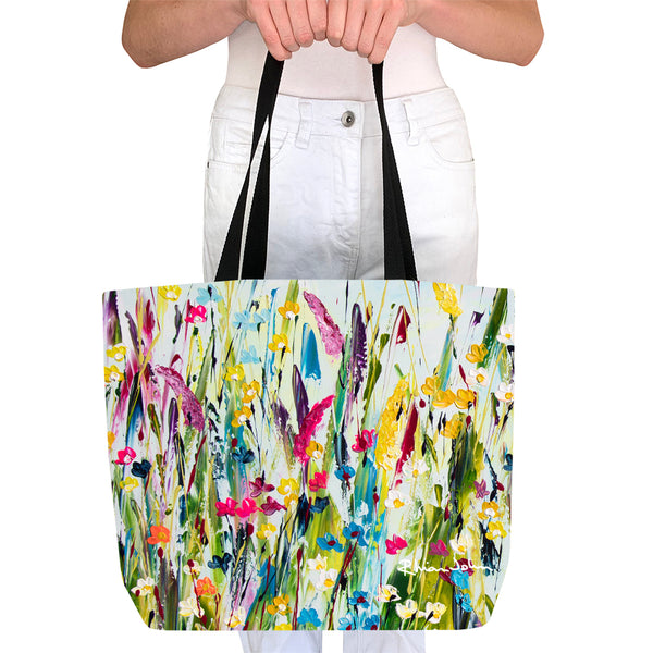 Tote Bag - Green Meadow
