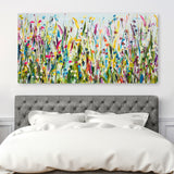 Canvas Print of 'Green Meadow'