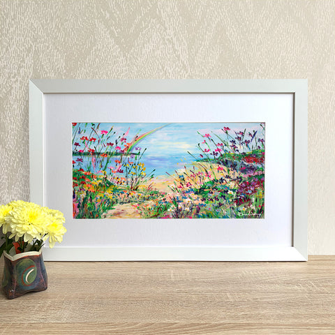 Framed Print - Over the Rainbow
