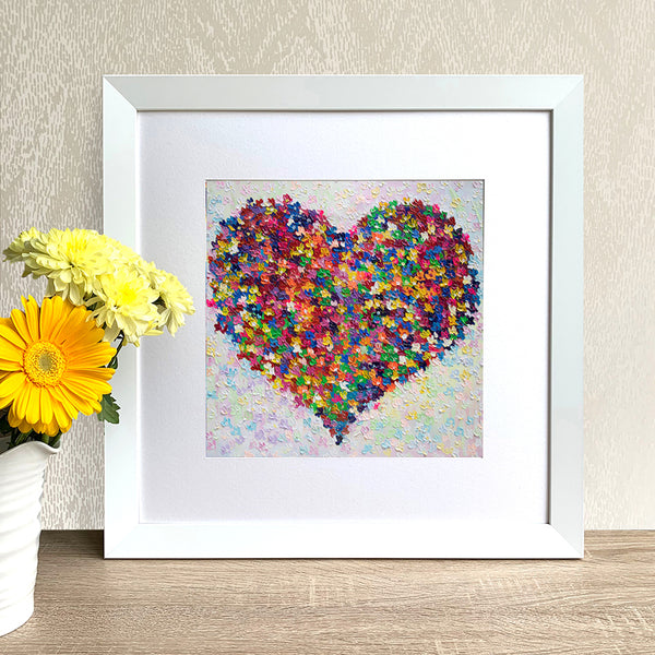Framed Print - Thinking of You