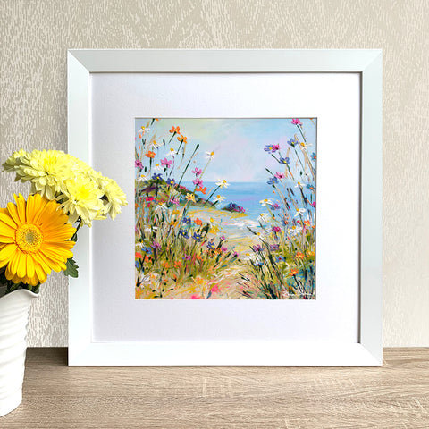 Framed Print - Holiday