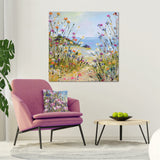 Canvas Print of Holiday