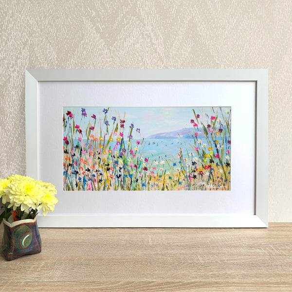 Framed Print - Sail Away