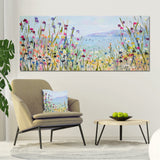 Canvas Print of Sail Away