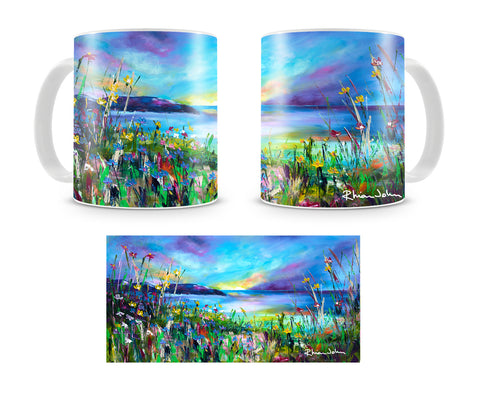 Mug of 'Evening Sunset'