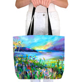 Tote Bag - Evening Sunset