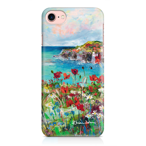 Phone Case of Poppy Cove (Hard Case)