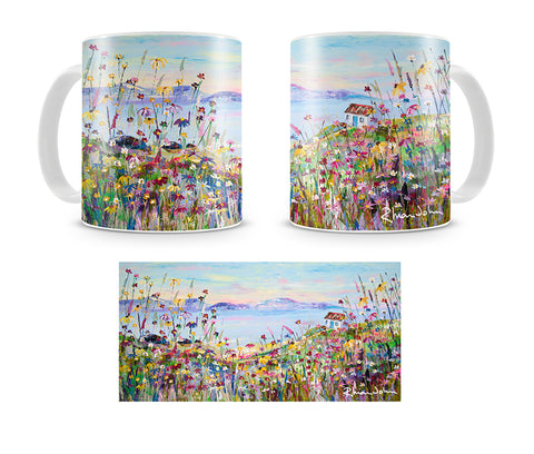 Mug of Coastal Retreat