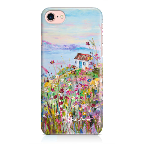 Phone Case of Coastal Retreat (Hard Case)