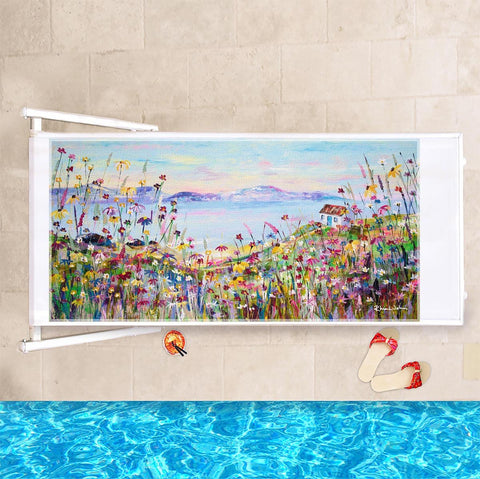 Beach Towel - Coastal Retreat