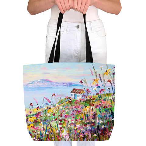 Tote Bag - Coastal Retreat