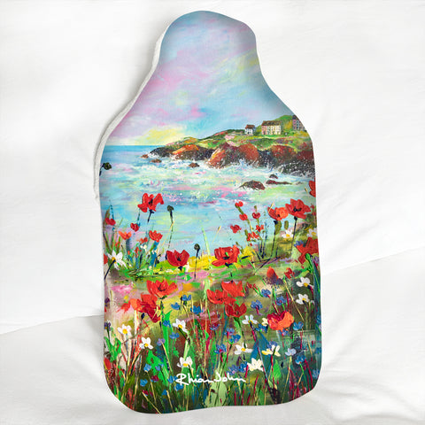 Hot Water Bottle - Hilltop View