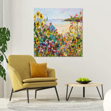 Canvas Print of 'Perfect Summer'
