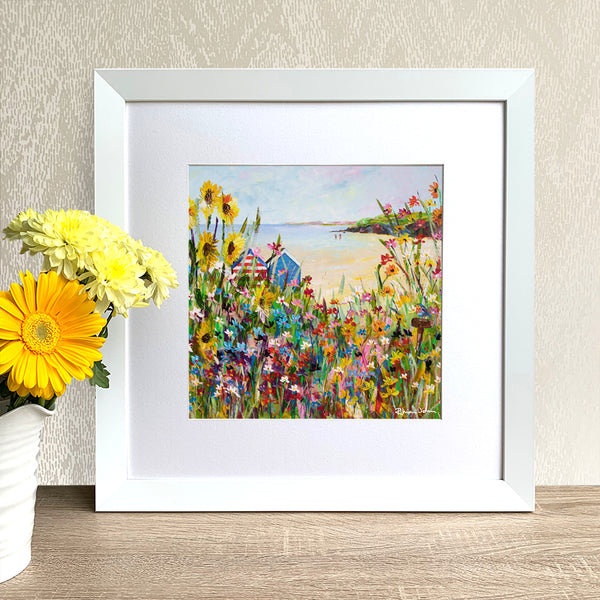 Framed Print - Perfect Summer