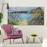 Canvas Print of 'Weekend Away'