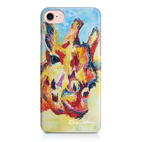 Phone Case of Giraffe (Hard Case)