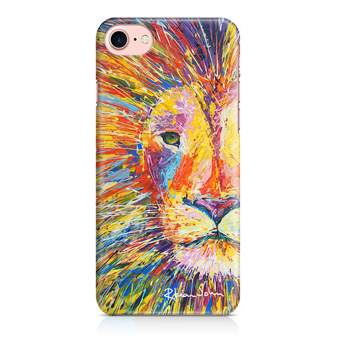 Phone Case of Lion (Hard Case)