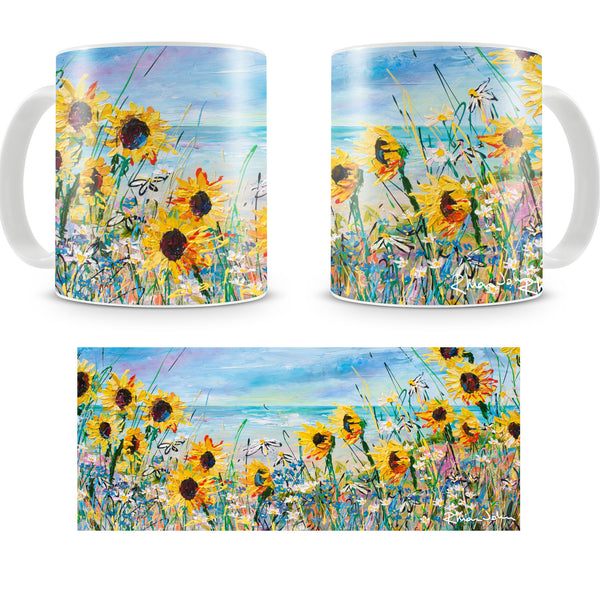Mug of 'You Are My Sunshine'