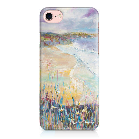 Phone Case of Gentle Waves (Hard Case)