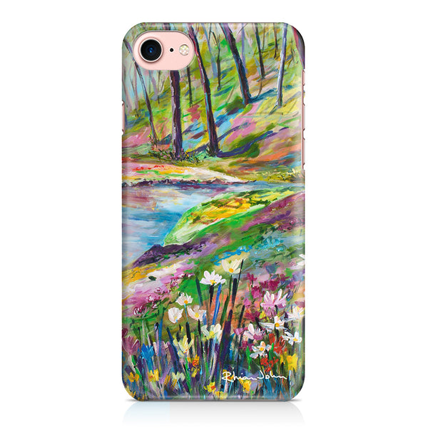 Phone Case of River (Hard Case)