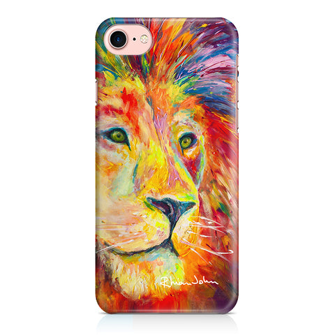 Phone Case of Lion Pride (Hard Case)
