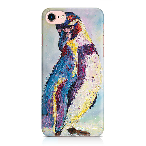 Phone Case of Penguins (Hard Case)