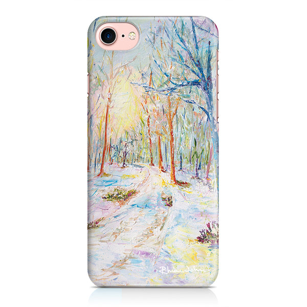 Phone Case of Enchanted Forest (Hard Case)
