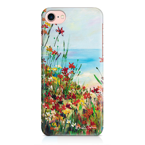 Phone Case of Beach Path (Hard Case)