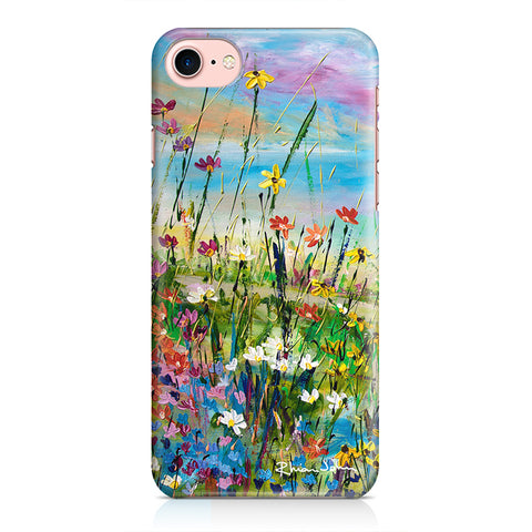 Phone Case of Coastal Path (Hard Case)