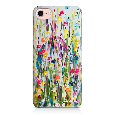 Phone Case of Green Meadow (Hard Case)