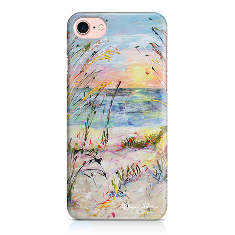 Phone Case of Beach Love (Hard Case)