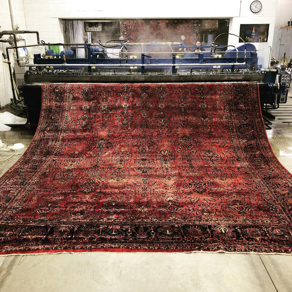 When you clean 100 rugs a day... | Five Star Customer Reviews Cleveland OH
