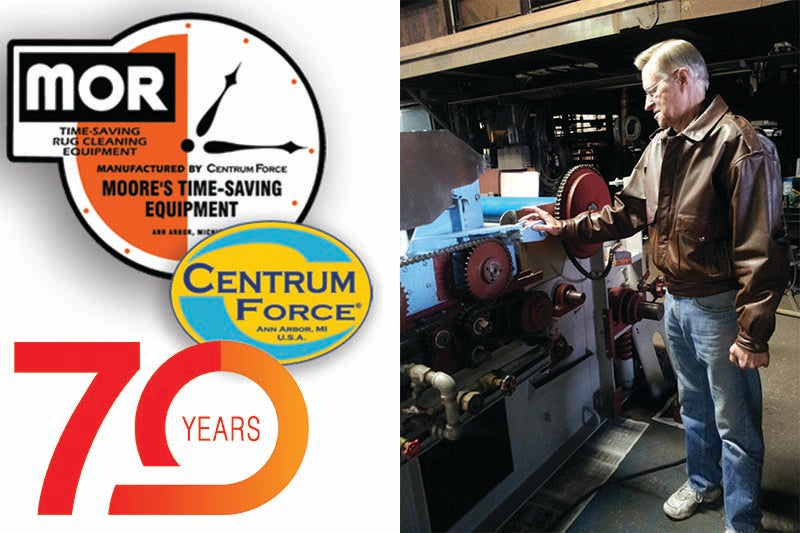 MOR Time-Saving Equipment Celebrates 70 Years