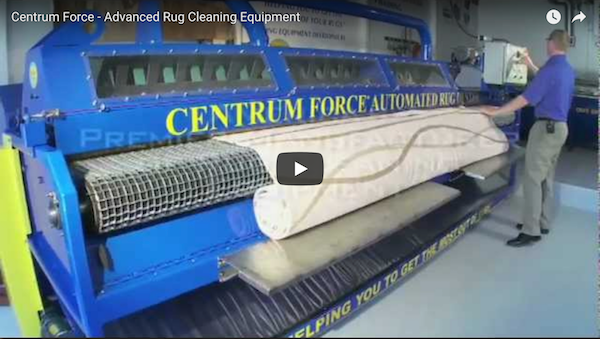 Video Post: Advanced Rug Cleaning Equipment