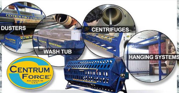 Rug Washing Equipment | Centrum Force Ann Arbor MI