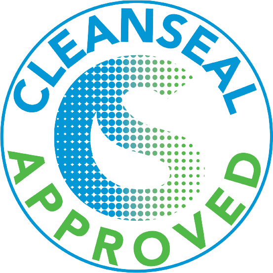 Clean Seal Approved Certificate Logo