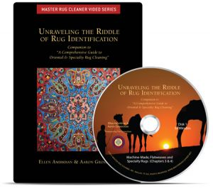 Master Rug Cleaner DVD