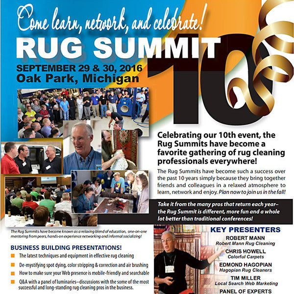 Master - Rug Summit Registration