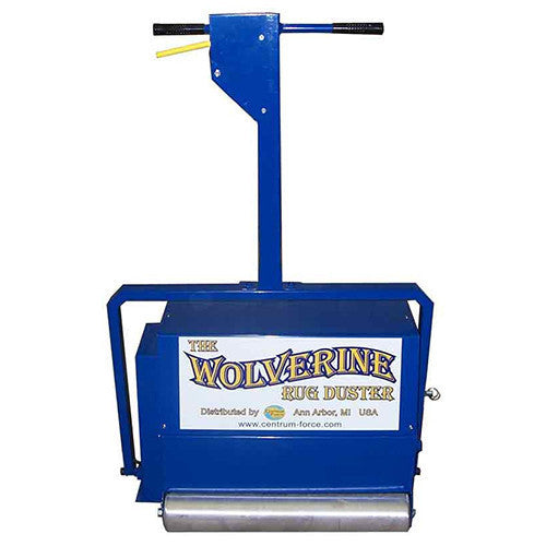Wolverine Rug Duster Centrum Force Rug Cleaning Equipment