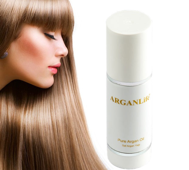 ARGANLife Argan Oil Hair Treatments