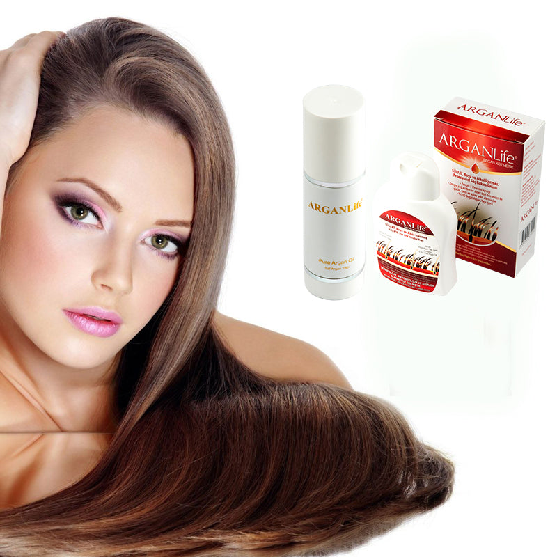ARGANLIFE HAIR TREATMENT FAST & QUICK HAIR CARE TIPS