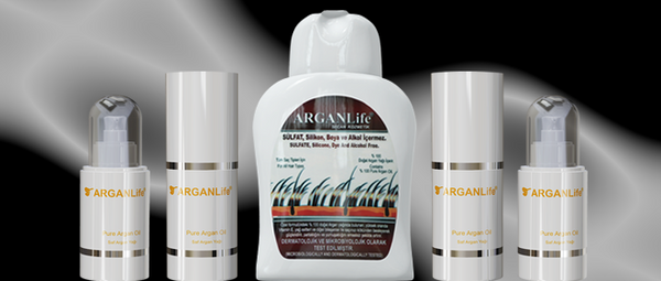 ARGANLife Anti Hair Loss Products