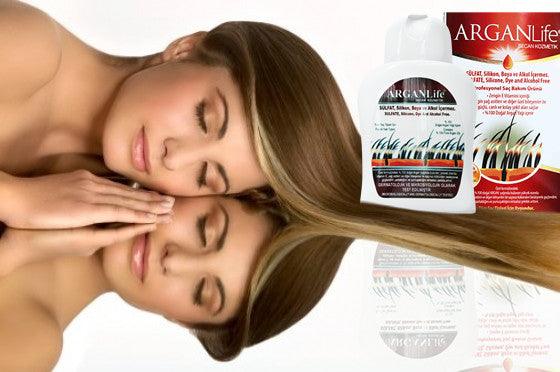ARGANLife Products For Hair Loss