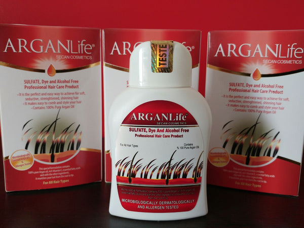 ARGANLife Anti Hair Loss Shampoo