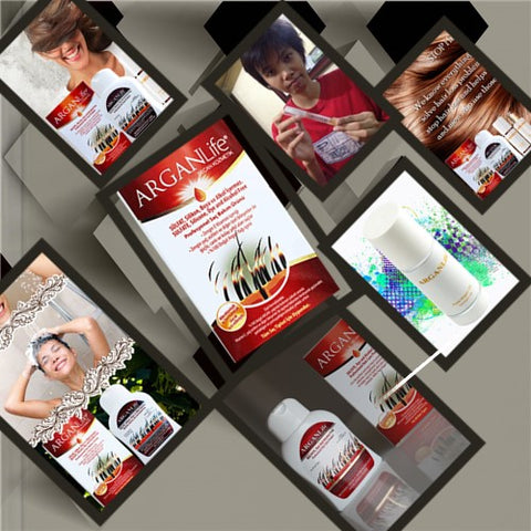 argan life products