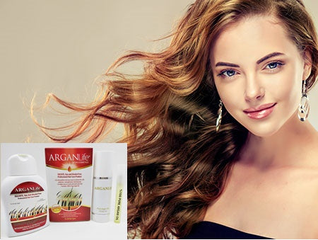 ARGANLife Hair Care Shampo Products