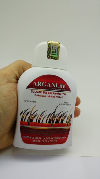 arganlife best sulfate free shampoo