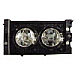 Fog Light - Right Side - 24 Volt - E-APPROVED